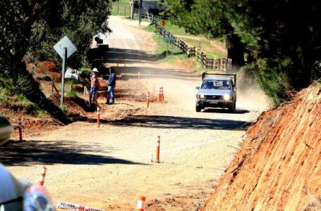 MOP Reinicia Pavimentación Del Camino De Acceso Al Parque Nacional Nahuelbuta