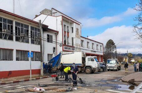 En Menos De 48 Horas Municipio De Traiguén Comenzará A Funcionar En Nuevas Dependencias