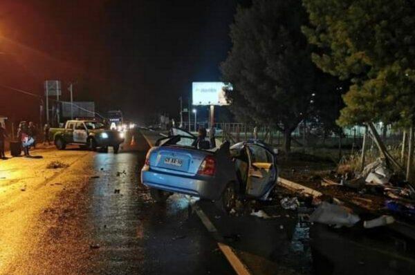 Madre E Hija Mueren En Accidente En La Ruta Villarrica-Freire