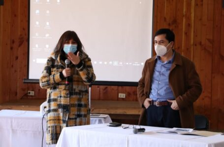 Alcaldesa De Vilcún Solicita A Director De Vialidad Pronta Solución Por Caminos Rurales En Mal Estado