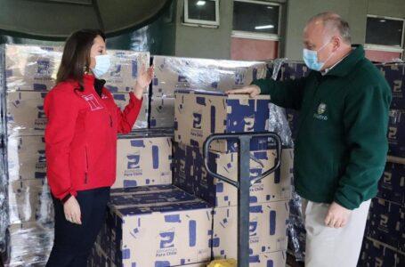 Gobierno Y Municipio De Temuco Iniciaron Distribución De 33 Mil Nuevas Cajas De Alimentos