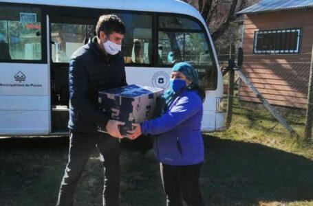 Municipio De Pucón Ha Entregado 4.956 Canastas De Alimentos En Lo Que Va De Pandemia