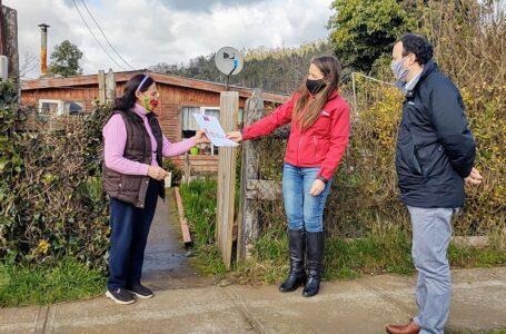 """""""Bienes A Tu Casa"""" Recorre La Araucanía Apoyando A Adultos Mayores Y Personas Con Movilidad Reducida"""