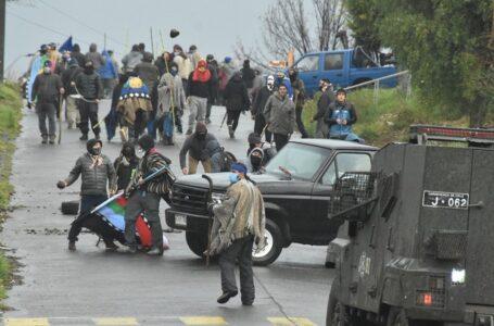 Violentos Incidentes Se Registraron Al Terminar Trawun En Curacautín