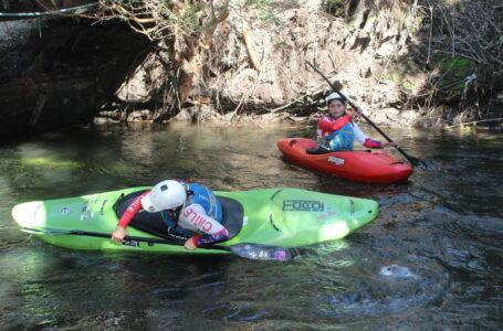 Agrupación Aguas Blancas Y Municipalidad De Pucón Convertirán A Río El Claro En Circuito Para Kayaquistas