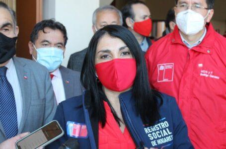 Ministra Karla Rubilar Visita Región De La Araucanía Y Compromete Avanzar En Plan Impulso