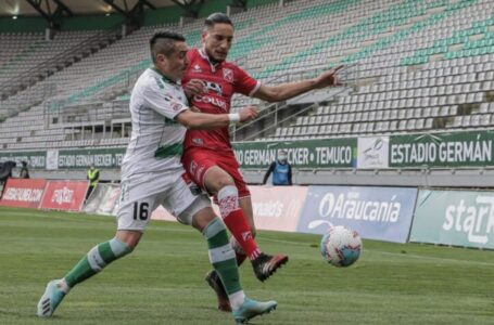 Un Magro Empate 0-0 Consiguió Deportes Temuco En Becker Frente A D. Valdivia