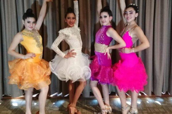 Bailarinas De Masdanza Pucón Destacaron En Competencia Internacional Online
