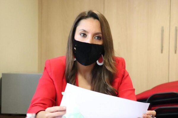 """Seremi de Gobierno Pía Bersezio: """"Inquieta alza de contagios por Covid-19 en La Araucanía"""""""