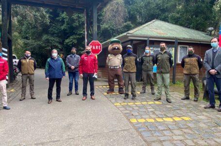 En el Día Mundial de Turismo CONAF aumenta aforos de Parques en la región