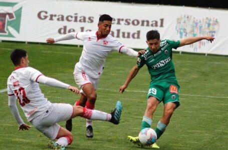 Deportes Temuco Y Deportes Copiapó Igualaron Sin Goles En El Becker