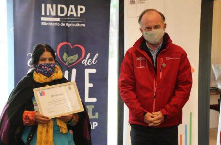 Ministro Walker Visitó Comunidad Mapuche En La Araucanía