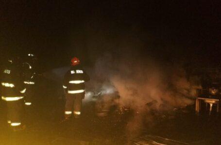 Incendio Dejó Tres Personas Muertas en Sector Rural de Cunco