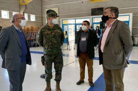 Fuerzas Armadas Toman Control de Locales de Votación en La Araucanía