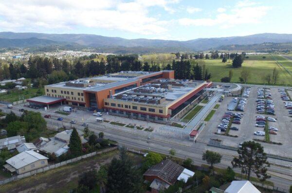 Hospital Mauricio Heyermann De Angol Informa Fechas De Traslado Al Hospital Normalizado