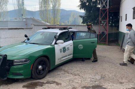 Carabineros y Gendarmería desbaratan intento de ingresar droga a la Cárcel de Angol