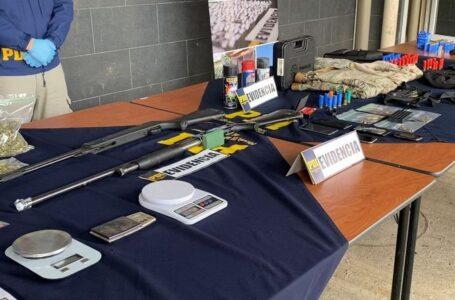 Acusan de Montaje a Operativo Policial Que Incauto Armas y Drogas en Temucuicui