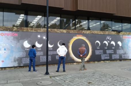 Pucón se prepara para recibir el Eclipse total 2020
