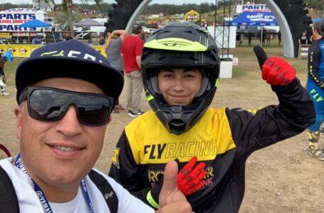 Gorbeana Correrá La Final De Motocros, En La Carrera Amateur Más Grande Del Planeta