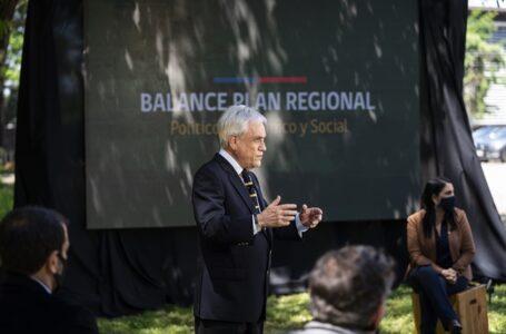 Presidente Piñera Anunció en La Araucanía Coordinador de Seguridad Para Macrozona Sur