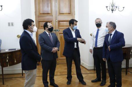 Parlamentarios Evópoli por La Araucanía Descongelan Relaciones con el Gobierno