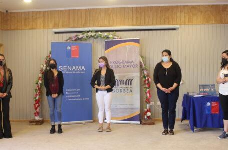 Municipalidad de Gorbea reforzará ayuda a adultos mayores, a través de fundación Revivir