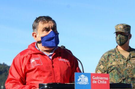 181 detenidos por infringir cuarentena en La Araucanía este fin de semana