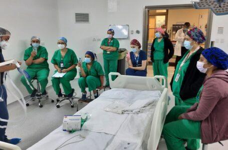 Hospital de Padre Las Casas sumará más camas críticas ante alza de contagios de COVID-19