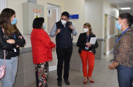 Villarrica es piloto en testeo rápido antígeno  para detectar  COVID-19