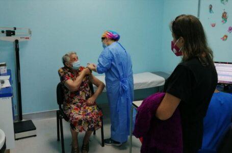 Provincia de Malleco inició vacunación masiva contra el Covid 19