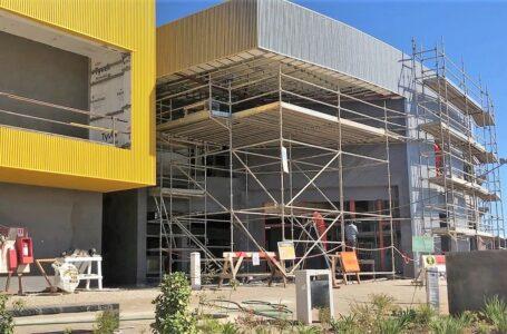Nuevo Hospital de Collipulli registran casi un 90% de avance en su construcción