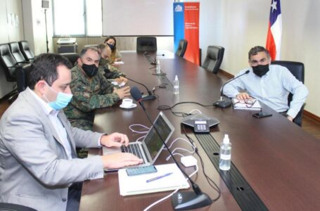 Temuco a cuarentena: autoridades realizan nueva reunión ante alza de contagios