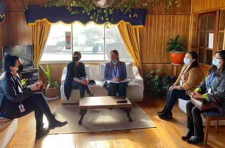 Medicina mapuche y Covid-19: Autoridades destacan su uso complementario en residencia sanitaria lafquenche