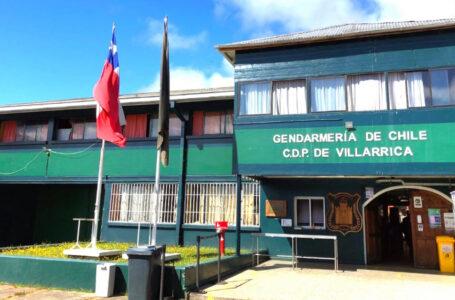 Equipos de Salud Municipal trabajan en contención de brote por COVID-19 al interior del CDP de Villarrica
