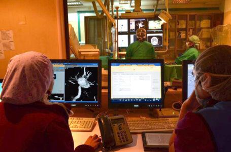 Hospital Regional lidera procedimientos de radiología intervencionista en el país