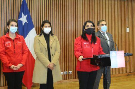 Ministra Karla Rubilar refuerza el llamado a solicitar el IFE Universal en su segundo proceso de postulación