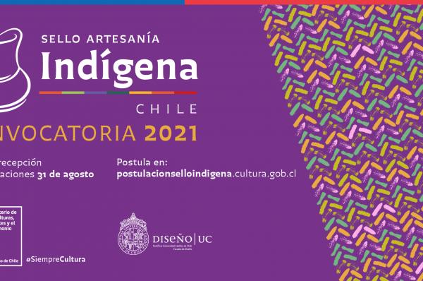 Invitan a artesanas y artesanos mapuche a participar en convocatoria Sello Artesanía Indígena 2021