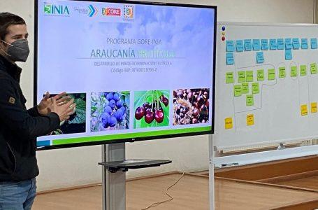 Araucanía Frutícola inicia trabajo territorial con agricultores con potencial frutícola