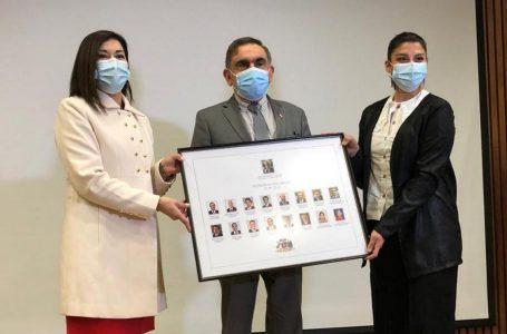 Autoridades participan de ceremonias de cambio de institucionalidad en La Araucanía