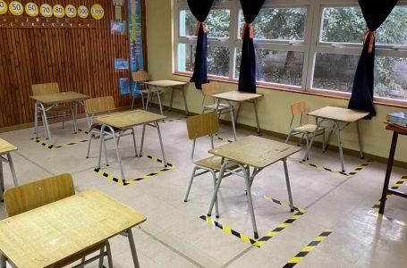 En Villarrica establecimientos municipales de educación retornarán a clases presenciales este lunes
