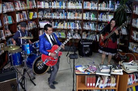 """""""La River Blues Band"""" será la encargada de protagonizar concierto de """"Música entre Libros"""" en la Galo Sepúlveda"""