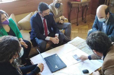 Alcalde Alexis Pineda recupera proyecto de 6 mil millones para Loncoche