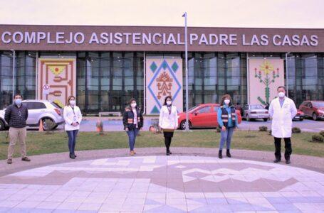 Complejo Asistencial Padre Las Casas obtiene autorización sanitaria