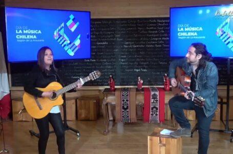 Con dos jornadas virtuales y 47 propuestas artísticas se celebró el Día de la Música y los Músicos Chilenos